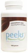 Peelu Dental Chewing Gum Cinnamon Sass