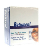 Between! Dental Gum, Cinnamon, 12 pc.