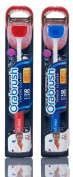2 Pack Orabrush Tongue Cleaner Scraper