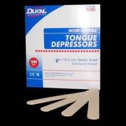 TONGUE DEPRESSORS N/S 15cm SR