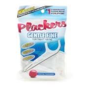 Plackers Gentle Fine Dental Flossers