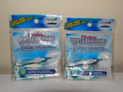 Plackers Dental Brushes - Two Pack -