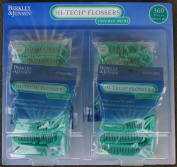 Berkley & Jensen Hi-tech Flossers Intense Mint