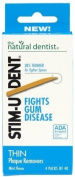 Stim-U-Dent Thin Picks 4 Packets Of 40 Picks-160 ct