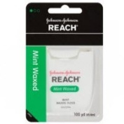 9863 Floss Dental Reach #9863 Waxed 5yd 144 Per Box by J & J Dental -Part no. 9863