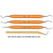 PDT R900 Wingrove Titanium Implant Set