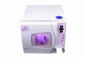 PROFESSIONAL DENTAL VACUUM STEAM AUTOCLAVE steriliser PRINTING 12L q5