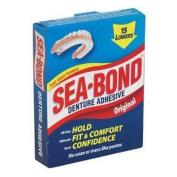 Sea Bond Denture Adhesive, Original Lowers, 15 Count