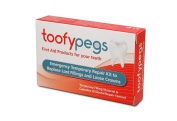 Toofy Pegs Crown & Filling Replacement