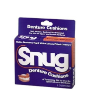 PACK OF 3 EACH SNUG DENTURE CUSHIONS . PT#1074200061