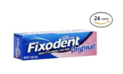Fixodent Original Denture Adhesive Cream, 40ml