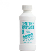 DENTURE STAIN REMOVER EA