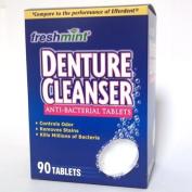 DENTURE CLEANSER TABLETS (BX)