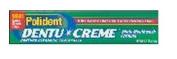 Polident Dentu-Creme Denture Toothpaste 120ml