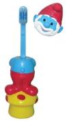 Brush Buddies Children's Toothbrush, The Smurfs Poppin Papa Smurf,