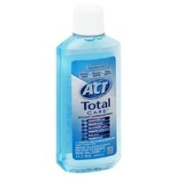 Act Total Care Mouthwash - Icy Clean Mint - 90ml
