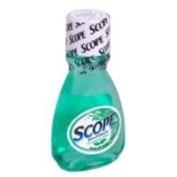 Scope Mouthwash Original Mint - 45ml Each, 4 Per Pack