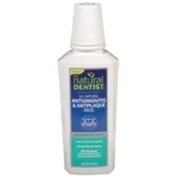 Natural Dentist - Anti-Rinse Gingvitis & Plaque 470ml