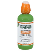 TheraBreath Oral Rinse, Fresh Breath, Mild Flavour 16 fl oz