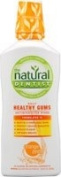 The Natural Dentist Daily Healthy Gums Antigingivitis Rinse Orange Zest -- 470ml