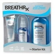 Breath RX Starter Kit, Whitening Kit