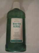 MelaleucaBreath-Away Mouth Rinse-Alcohol Free-Fresh Mint-16 FL OZ