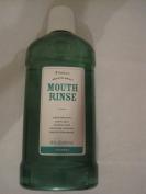 MelaleucaBreath-Away Mouth Rinse-Alcohol Free-Fresh Mint-16 FL OZ