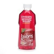 Lavoris Mouthwash, Original Cinnamon 15 fl oz /444 ml