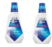 SCS Crest 3D White Multi-Care Whitening Rinse Twin Pack - 950ml - 2 ct. x2