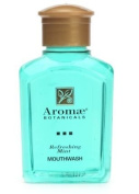 Aromae Fresh Mint Mouthwash, 1.0 Fluid Ounce Bottles, 160 Bottles per Case