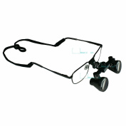 Dental Lab Surgical Medical Eye Loupe Glass 3.5x Amplification 420mm