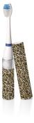 Violight VS2T576-Leopard Slim Sonic Toothbrush, Leopard