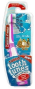 """Turbo Tooth Tunes Battery Powered Toothbrush, CG """"Shake a Tail Feather"""""""