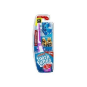 """Turbo Tooth Tunes Battery Powered Toothbrush, Aly and AJ """"Break up Song"""""""