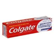Colgate Baking Soda & Peroxide Whitening Fluoride Toothpaste, Brisk Mint Paste , 140ml