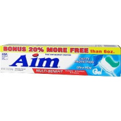 Multi Benefit Ultra Mint Gel Toothpaste - Take Aim Against Cavities, 210ml,