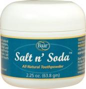 Salt N' Soda Toothpowder, 70ml