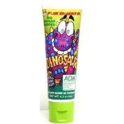 Plak Smacker Toothpaste Bubble Gum 120ml Tube