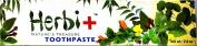 Herbi Plus Toothpaste (Natures Toothpaste) Ayurvedic 210ml