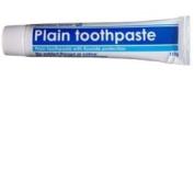 Plain Toothpaste 110g