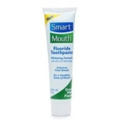 SMARTMOUTH TOOTHPASTE Size