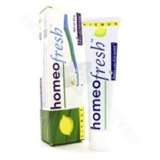 Homeofresh Toothpaste Citrus 75 Ml by Seroyal - Unda