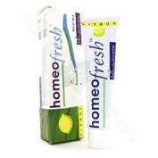 Homeofresh Toothpaste Citrus 75 Ml by Seroyal - Unda