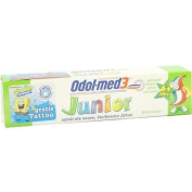 Odol-med 3 Junior 6+ Years Mild Fresh Flavour 50ml