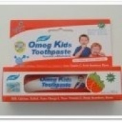 Baybee Omeg Kids Toothpaste Strawberry Flavour 2 Years up 40 G Thailand Product