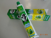 Darlie 2 Mint Powers Plus Fluoride Protection Double Action Toothpaste 200 g. Made in Thailand by Darlie