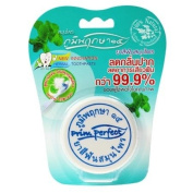 100% Natural Prim Perfect Herbal Toothpaste New Formula with Thai Herbs - Reduce Bad Breath & Relieve Teeth Sensitivity 25 G