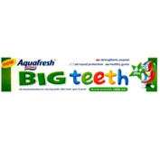 Aquafresh Big Teeth Toothpaste 6+yrs 50ml