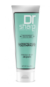 Dr. Sharp Fresh Mint With Green Tea Toothpaste