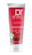 Dr Sharp Dentistry Fluoride Free Natural Toothpaste, Wild Berry Kids, 90ml